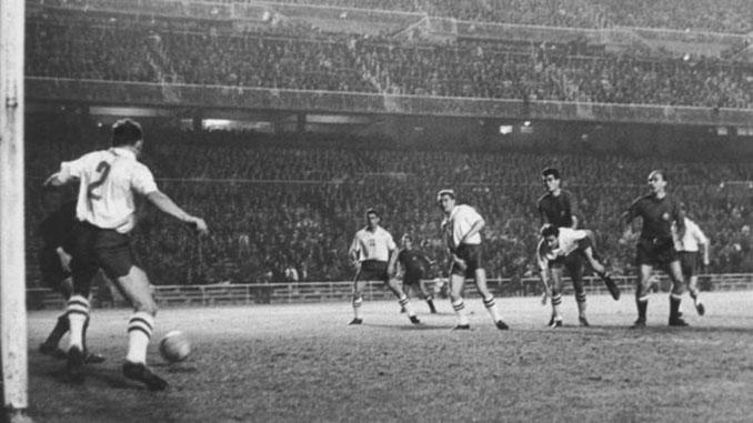 España vs Polonia de la Eurocopa 1960 - Odio Eterno Al Fútbol Moderno