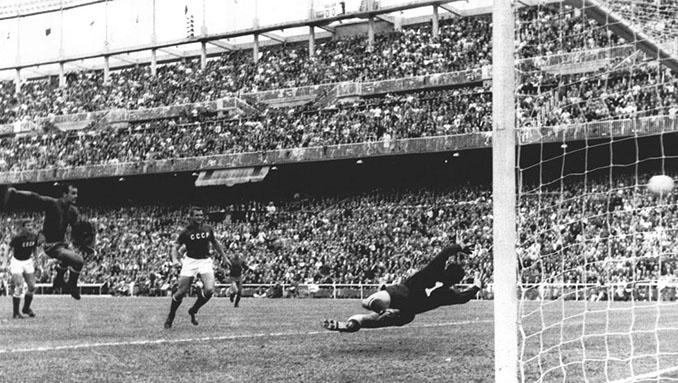 España vs URSS en la final de la Eurocopa de 1964 - Odio Eterno Al Fútbol Moderno