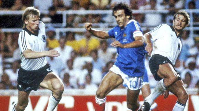 Francia vs Alemania disputado en la Copa del Mundo de 1982 - Odio Eterno Al Fútbol Moderno
