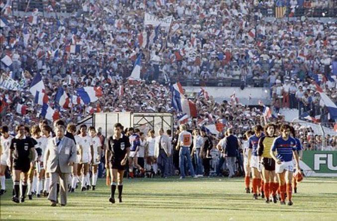 Prolegómenos del Francia vs Portugal de la Eurocopa 1984 - Odio Eterno Al Fútbol Moderno