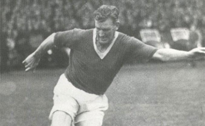 George Young es una leyenda del Rangers y la selección escocesa - Odio Eterno Al Fútbol Moderno