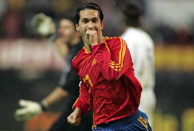 Luis García marcó un hat trick en la repesca del Mundial de 2006 - Odio Eterno Al Fútbol Moderno