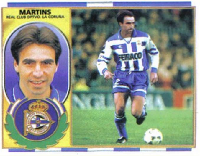 Cromo de Corentin Martins - Odio Eterno Al Fútbol Moderno