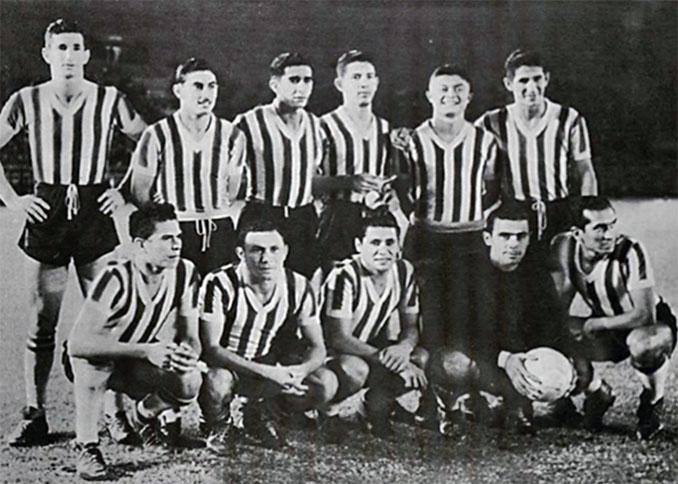 Paraguay fue campeón de la Copa América por primera vez en 1953 - Odio Eterno Al Fútbol Moderno