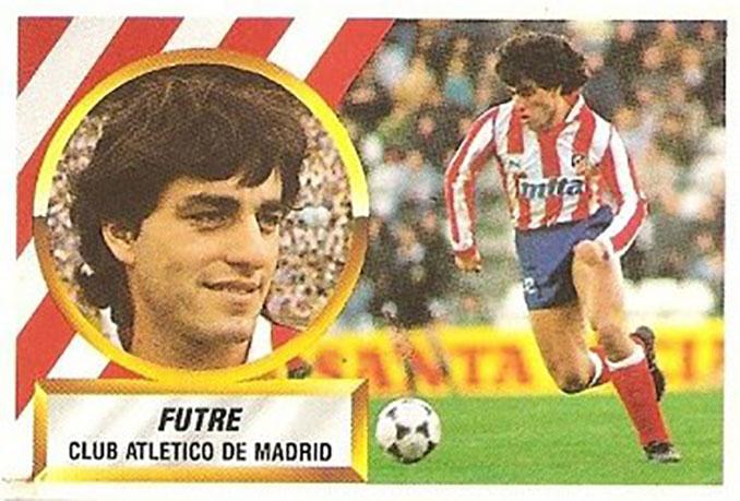 Cromo de Paulo Futre - Odio Eterno Al Fútbol Moderno
