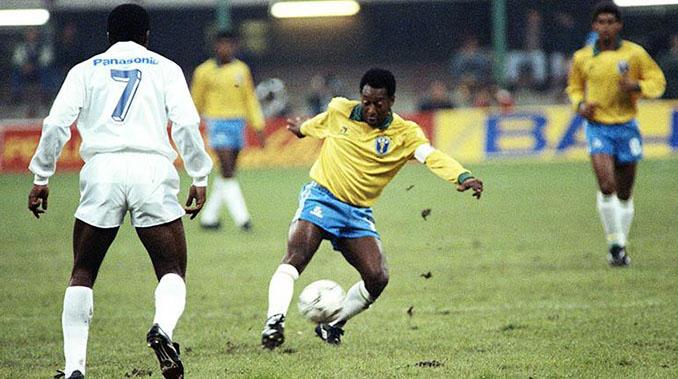 Pelé solo jugó una edición de la Copa América - Odio Eterno Al Fútbol Moderno