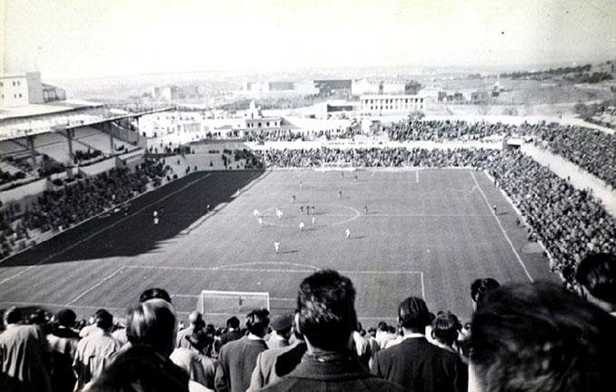 Stadium Metropolitano tras la reforma en 1943 - Odio Eterno Al Fútbol Moderno