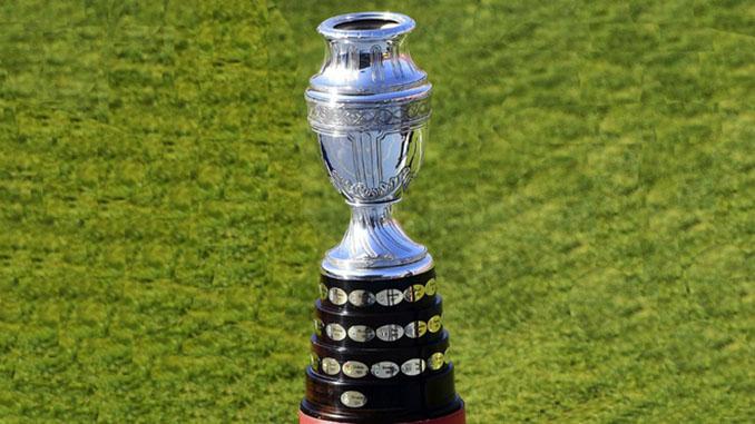 Trofeo de la Copa América, el torneo de selecciones más antiguo del mundo - Odio Eterno Al Fútbol Moderno