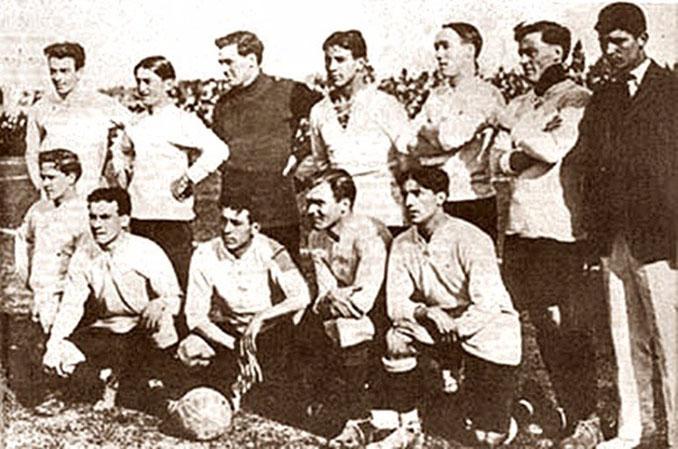 Uruguay ganó la primera Copa América de la historia en 1916 - Odio Eterno Al Fútbol Moderno