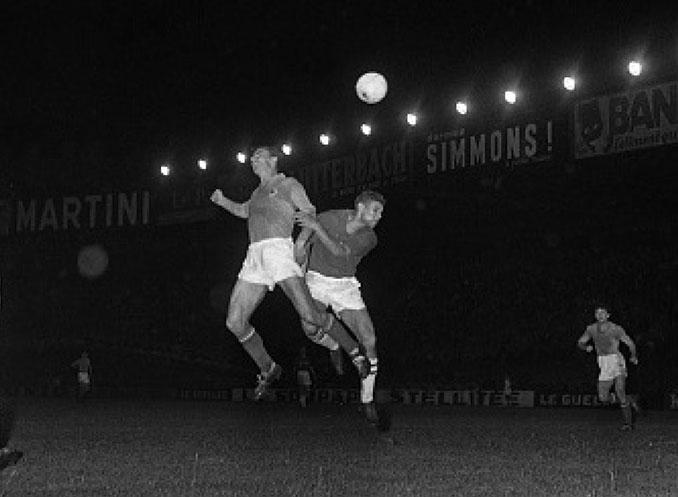 Francia y Yugoslavia protagonizaron en 1960 el partido con más goles de la Eurocopa - Odio Eterno Al Fútbol Moderno