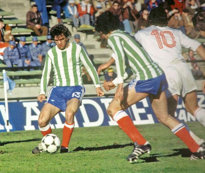 La camiseta del Club Atlético Kimberley dio suerte a Francia en su último partido en el Mundial de 1978 - Odio Eterno Al Fútbol Moderno