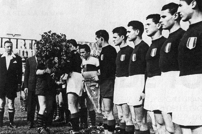 Il Grande Torino en la temporada 1948-1949 - Odio Eterno Al Fútbol Moderno