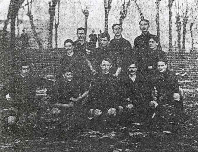 AC Milan en la temporada 1905-1906 - Odio Eterno Al Fútbol Moderno