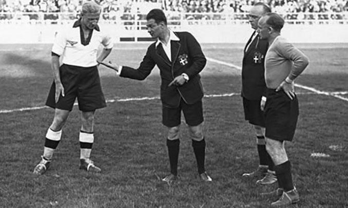Prolegómenos del Alemania vs Austria del Mundial 1934 - Odio Eterno Al Fútbol Moderno