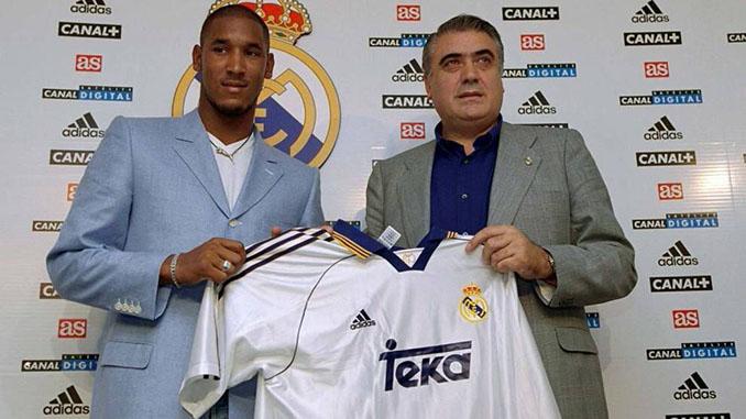 En 1999 el fichaje de Anelka por el Real Madrid se convirtió en el más caro hasta el momento - Odio Eterno Al Fútbol Moderno