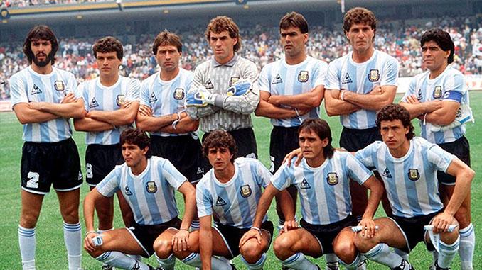 Selección Argentina en México '86 - Odio Eterno Al Fútbol Moderno