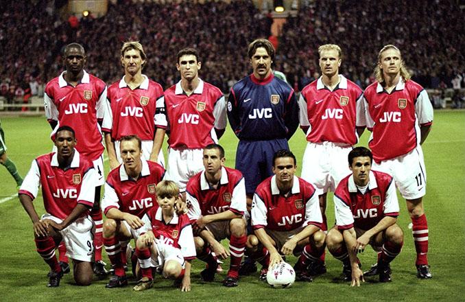 Arsenal en la temporada 1998-1999 - Odio Eterno Al Fútbol Moderno