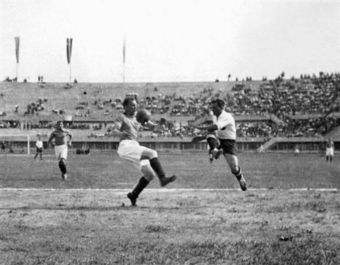 Alemania vs Austria del Mundial 1934 - Odio Eterno Al Fútbol Moderno
