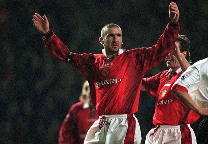 El gol de Cantona al Sunderland fue uno de los mejores de su carrera - Odio Eterno Al Fútbol Moderno