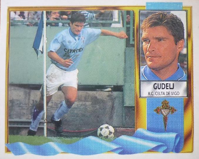Cromo de Vlado Gudelj - Odio Eterno Al Fútbol Moderno