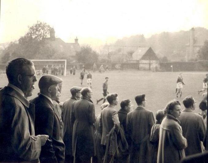 Sandygate Road acogió el primer partido de la historia entre Hallam FC y Sheffield FC - Odio Eterno Al Fútbol Moderno