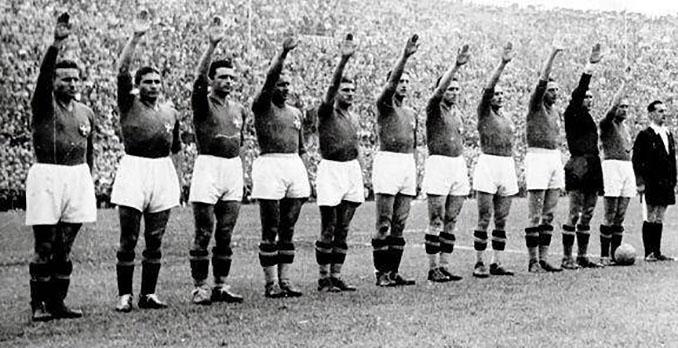 Selección italiana en el Mundial de 1934 - Odio Eterno Al Fútbol Moderno