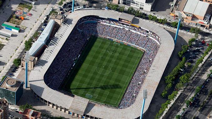 La Romareda es la casa del Real Zaragoza desde 1957 - Odio Eterno Al Fútbol Moderno