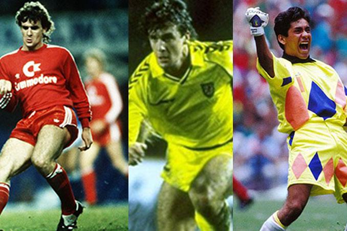 Soren Lerby, Mark Hughes y Jorge Campos, futbolistas profesionales que jugaron dos partidos el mismo día - Odio Eterno Al Fútbol Moderno