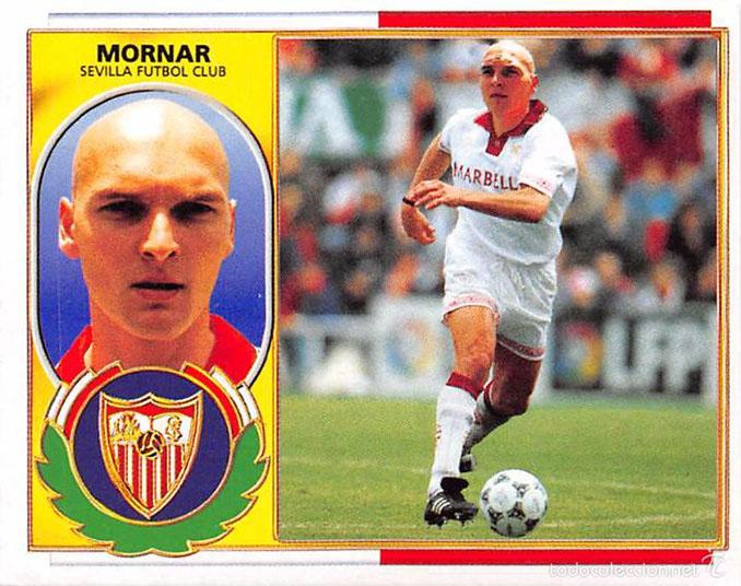Cromo de Ivica Mornar - Odio Eterno Al Fútbol Moderno