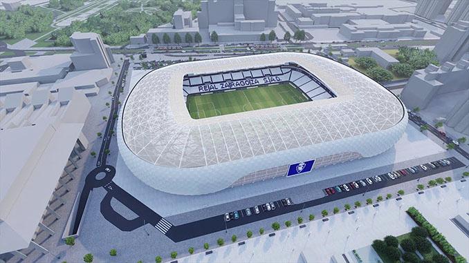 Proyecto de la Nueva Romareda - Odio Eterno Al Fútbol Moderno
