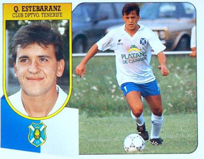 Quique Estebaranz - Odio Eterno Al Fútbol Moderno