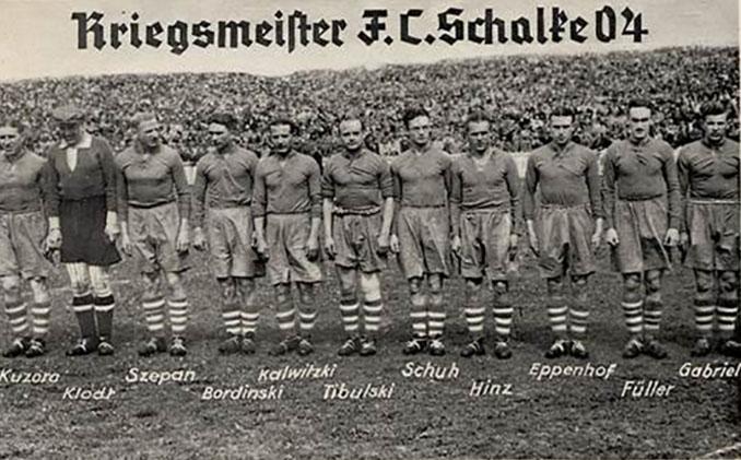 Schalke 04 en 1940 - Odio Eterno Al Fútbol Moderno