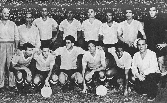Uruguay campeón de la segunda edición de la Copa América disputada en 1959 - Odio Eterno Al Fútbol Moderno