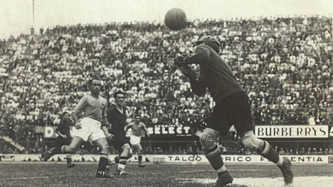 "Ricardo Zamora en ""La batalla de Florencia"" - Odio Eterno Al Fútbol Moderno"