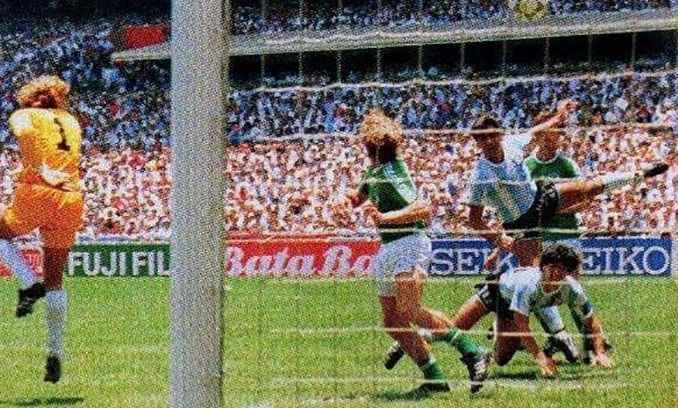 """El """"Tata"""" Brown abrió el marcador en la final de la Copa del Mundo de 1986 - Odio Eterno Al Fútbol Moderno"""