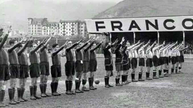 FC Barcelona y Athletic Club en 1940 - Odio Eterno Al Fútbol Moderno