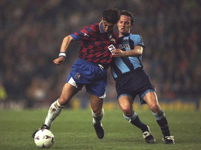 Coventry vs Chelsea disputado el 9 de abril de 1997 - Odio Eterno Al Fútbol Moderno