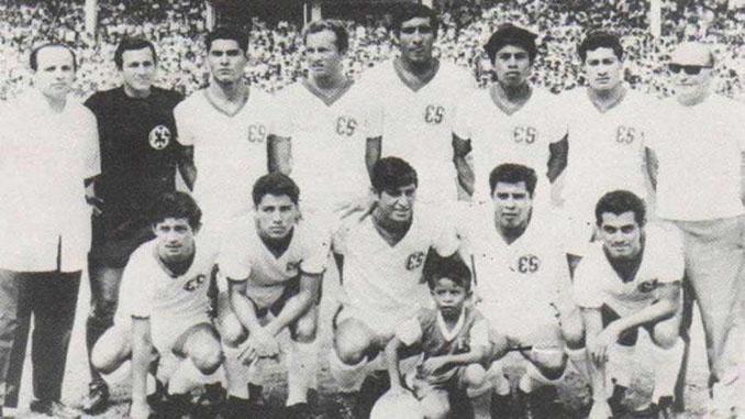 Selección de El Salvador 1969 - Odio Eterno Al Fútbol Moderno
