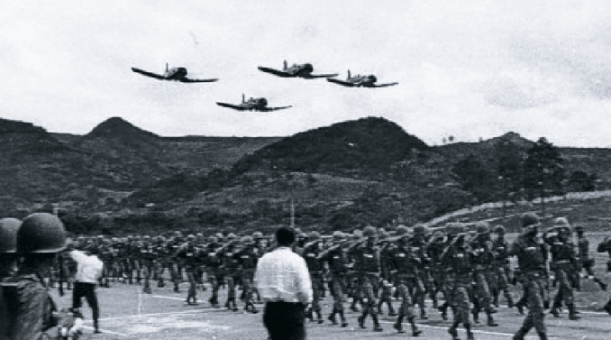 """La """"Guerra del Fútbol"""" entre Honduras y El Salvador tuvo lugar entre el 14 y el 18 de julio de 1969 - Odio Eterno Al Fútbol Moderno"""
