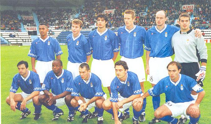 Real Oviedo en la temporada 1998-1999 - Odio Eterno Al Fútbol Moderno