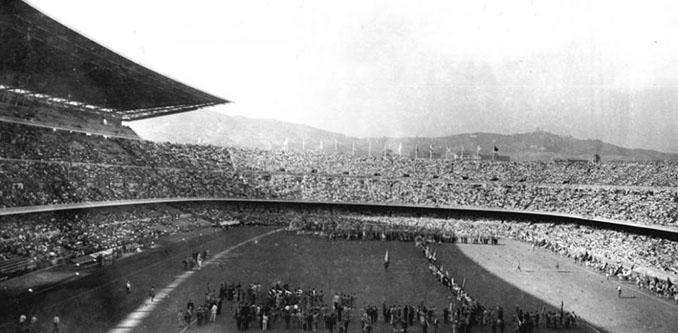 La construcción del Camp Nou provocó la mayor crisis económica del FC Barcelona - Odio Eterno Al Fútbol Moderno