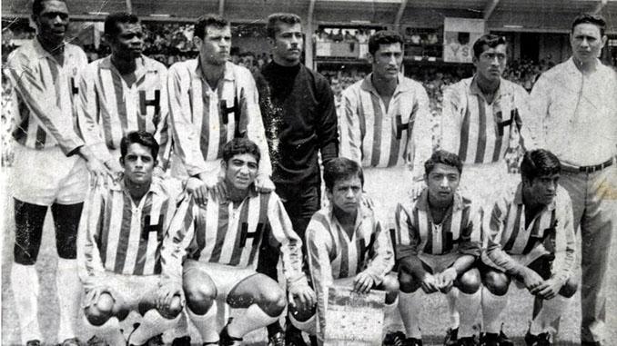 Selección de Honduras 1969 - Odio Eterno Al Fútbol Moderno