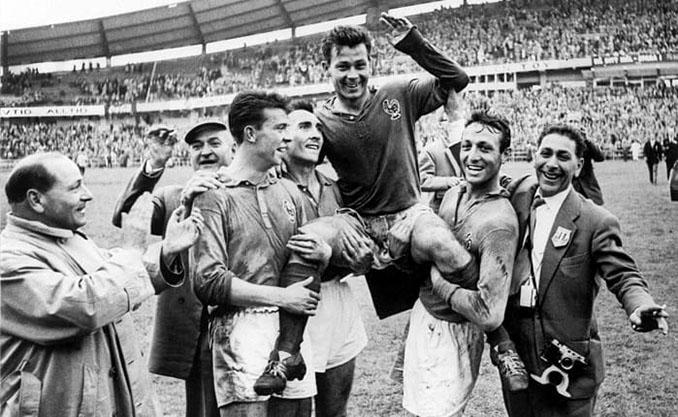 Just Fontaine en el Mundial de 1958 - Odio Eterno Al Fútbol Moderno