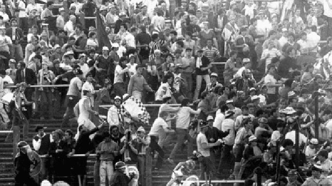 La Guerra del Fútbol tuvo lugar entre el 14 y el 18 de julio de 1969 - Odio Eterno Al Fútbol Moderno