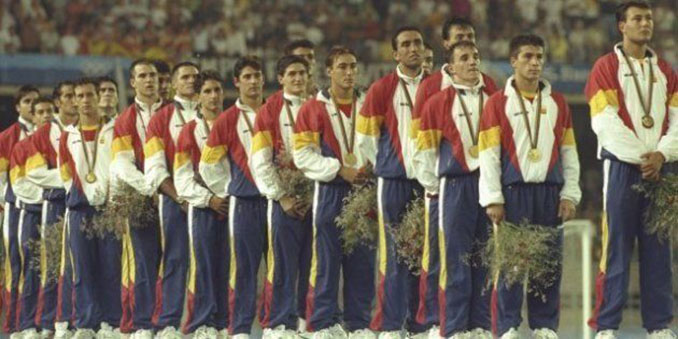 España, oro en fútbol en los Juegos Olímpicos de 1992 - Odio Eterno Al Fútbol Moderno