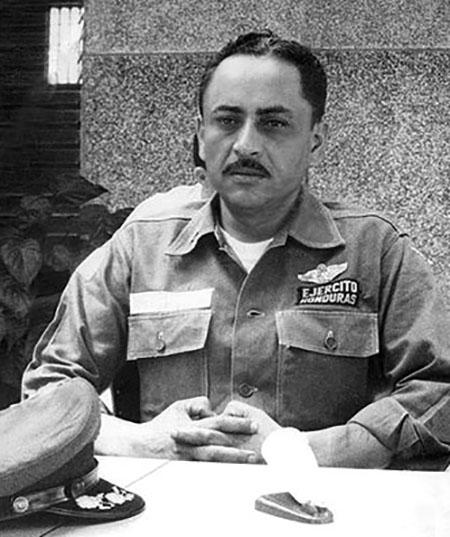 Osvaldo López Arellano, presidente de Honduras en 1969 - Odio Eterno Al Fútbol Moderno