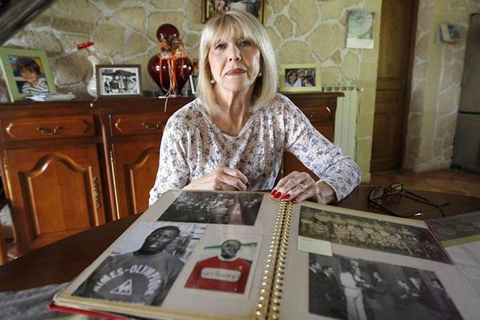Bernadette Adams, esposa de Jean-Pierre Adams - Odio Eterno Al Fútbol Moderno