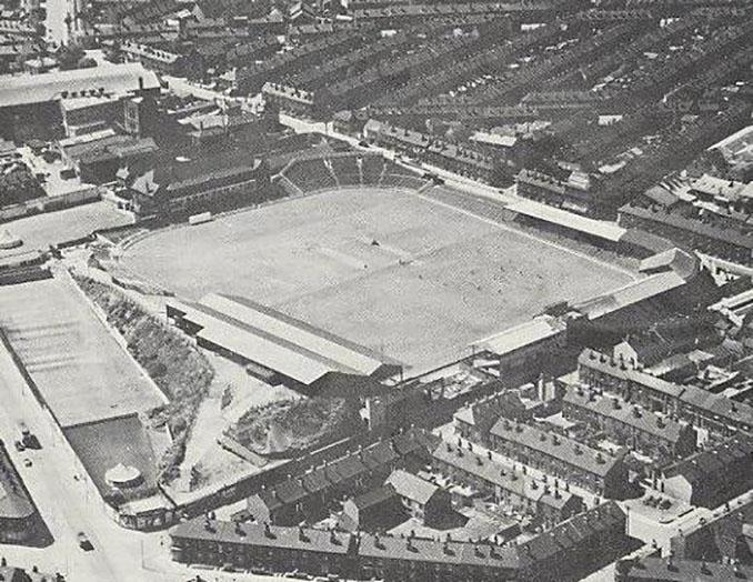 Bramall Lane en 1862 - Odio Eterno Al Fútbol Moderno