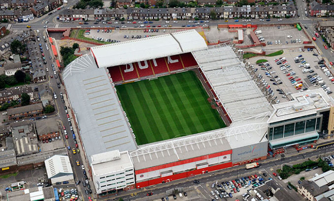 Bramall Lane, el estadio más antiguo del mundo - Odio Eterno Al Fútbol Moderno