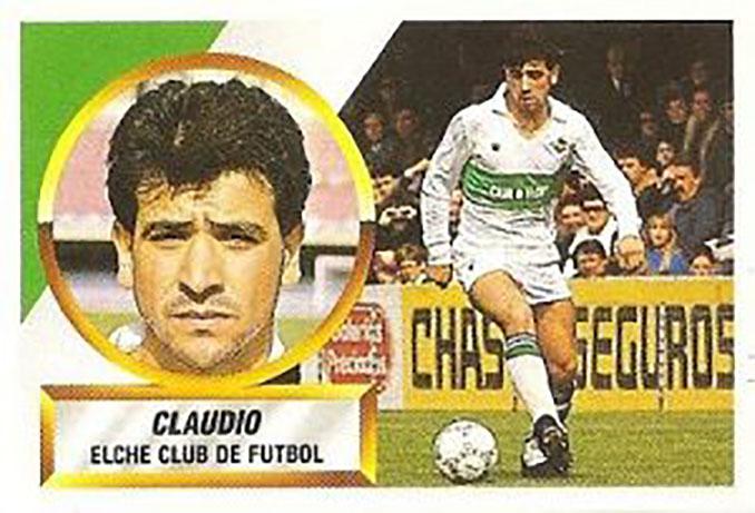 Cromo de Claudio Barragán - Odio Eterno Al Fútbol Moderno